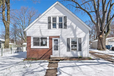 Middleville Single Family Home For Sale: 707 E Main Street