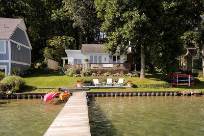 Richland MI Single Family Home For Sale: $575,000