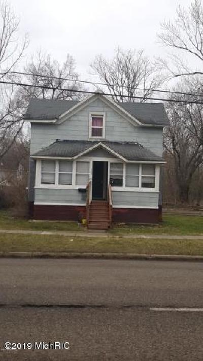 Kalamazoo Single Family Home For Sale: 1507 N N Westnedge Ave Avenue