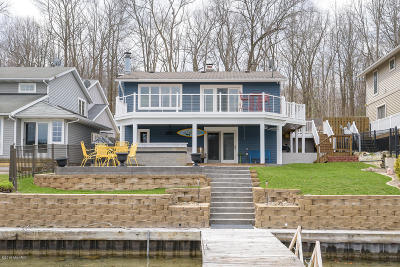 Richland Single Family Home For Sale: 395 S Gull Lake Drive