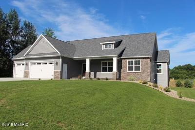 Mattawan Single Family Home For Sale: 43081 Fitzgerald Street