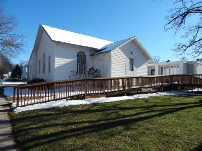 Muskegon Single Family Home For Sale: 1996 Miner Avenue