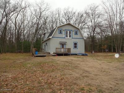 Twin Lake Single Family Home For Sale: 863 E Drexel Road