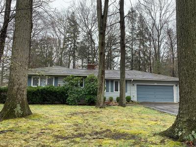 Sawyer Single Family Home For Sale: 6699 Pine Lane
