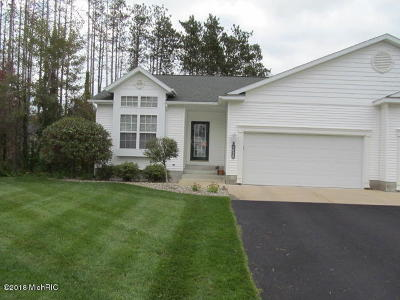 Fruitport Condo/Townhouse For Sale: 5630 N Turning Leaf Way