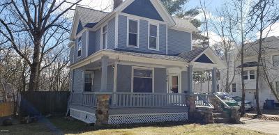 Multi Family Home For Sale: 813 Davis Street