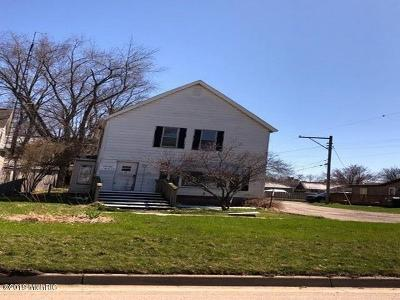 Watervliet Single Family Home For Sale: 223 W St Joseph Street