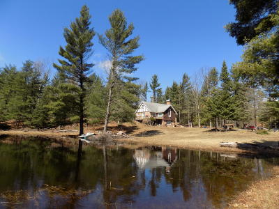 Manistee Single Family Home For Sale: 456 N Kettle Hole Road