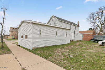 Grand Rapids, East Grand Rapids Single Family Home For Sale: 305 Hall Street SE