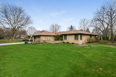 Grand Rapids, East Grand Rapids Single Family Home For Sale: 3046 Brentwood Drive SE