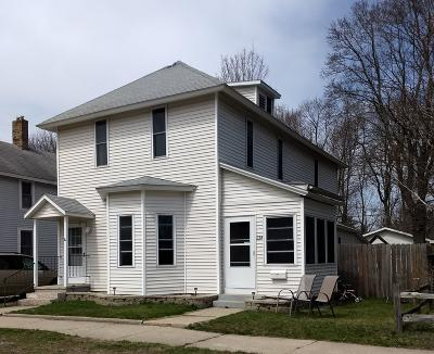 Mecosta County Single Family Home For Sale: 234 Mill Street