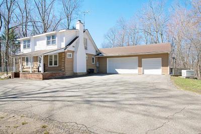 Single Family Home For Sale: 13051 E F G Avenue