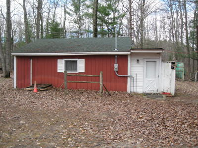 Manistee Single Family Home For Sale: 2044 Carty Road