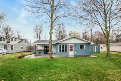 Newaygo County Single Family Home For Sale: 9070 Wellington Drive