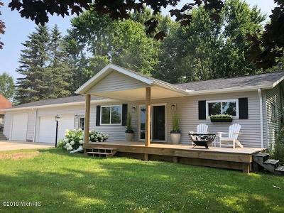 Custer Single Family Home For Sale: 5434 S Eden Lake Road