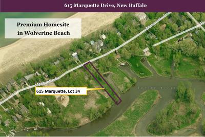 Residential Lots & Land For Sale: 615 Marquette Drive