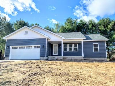 Mecosta County Single Family Home For Sale: 21515 University Drive #1