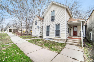 Grand Rapids MI Multi Family Home For Sale: $199,900