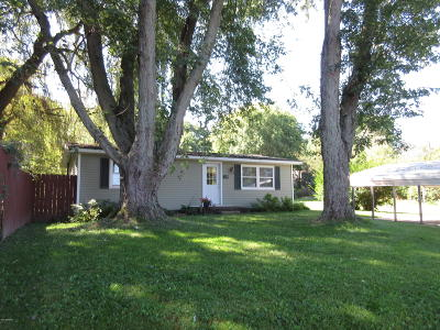 Barry County Single Family Home For Sale: 6610 Maplewood Drive
