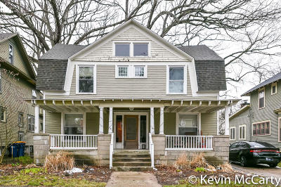 Grand Rapids MI Single Family Home For Sale: $259,900