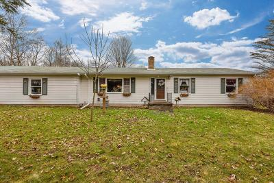 Big Rapids Single Family Home For Sale: 15230 157th Avenue