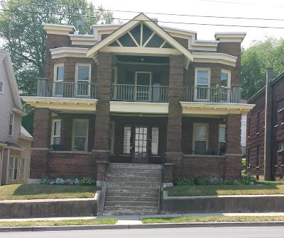 Grand Rapids Multi Family Home For Sale: 616-618 Michigan Street NE