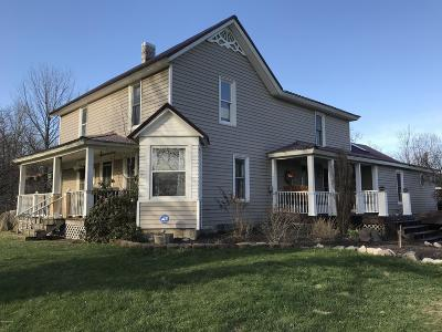 Ottawa County, Kent County Single Family Home For Sale: 15394 Ritchie Avenue NE