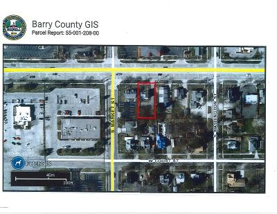 Barry County Residential Lots & Land For Sale: 532 W State Street