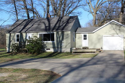 Muskegon Single Family Home For Sale: 2084 S Mill Iron Road