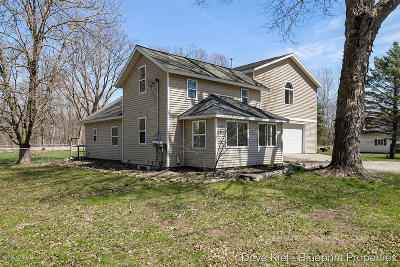 Barry County Single Family Home For Sale: 6408 W Irving Road