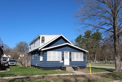 Muskegon Multi Family Home For Sale: 1607 McIlwraith Street