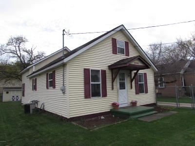 Kalamazoo Single Family Home For Sale: 5900 Francis Street