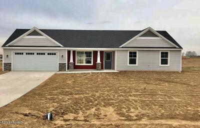 Ottawa County, Kent County Single Family Home For Sale: Lot 39 Hardwood Ridge Dr