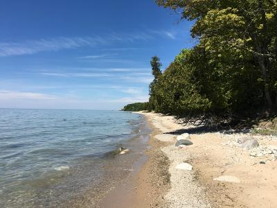 Benzie County, Charlevoix County, Clare County, Emmet County, Grand Traverse County, Kalkaska County, Lake County, Leelanau County, Manistee County, Mason County, Missaukee County, Osceola County, Roscommon County, Wexford County Residential Lots & Land For Sale: South End Road
