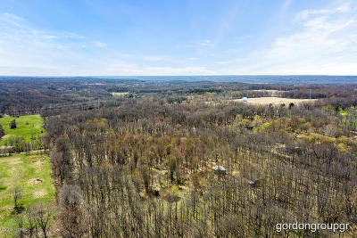 Plainwell Residential Lots & Land For Sale: 12758 Day Road