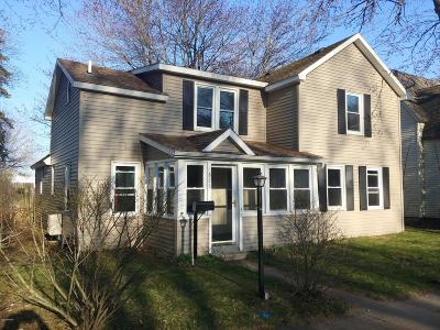 Big Rapids Single Family Home For Sale: 826 Marion Avenue