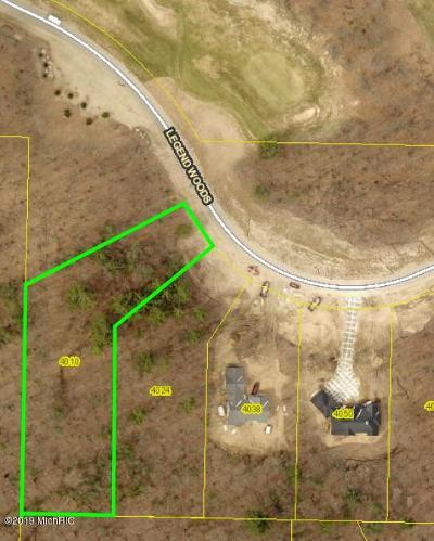 Grand Rapids, East Grand Rapids Residential Lots & Land For Sale: 4010 Legend Woods Lane