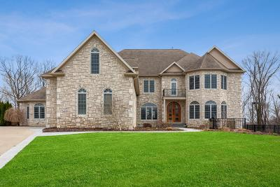Berrien Springs, Buchanan, Niles, St. Joseph Single Family Home For Sale: 4559 Trails End Path