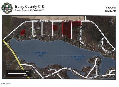 Hastings Residential Lots & Land For Sale: V/L 6l Iroquois Trail