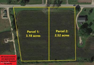 Byron Center Residential Lots & Land For Sale: Par 2 2630 146th Avenue