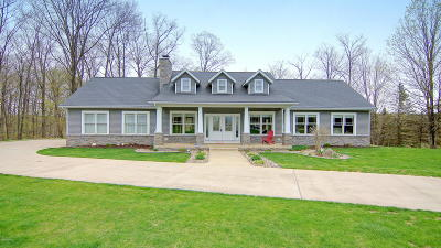 Niles Single Family Home For Sale: 1449 Riverside Road