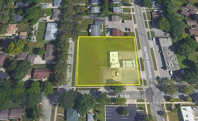 Grand Rapids Residential Lots & Land For Sale: 1600 Country Club Drive NE