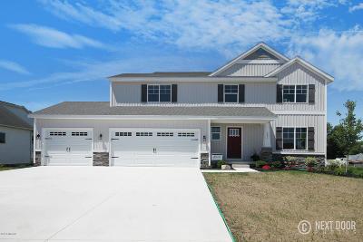 Ada Single Family Home For Sale: 920 Cramton A Avenue NE