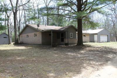 Baldwin Single Family Home For Sale: 9620 S Beechnut Avenue