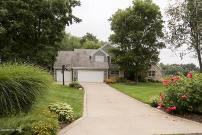 Kalamazoo Single Family Home For Sale: 5358 Thistledown Way