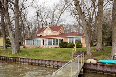 Richland Single Family Home For Sale: 363 S Gull Lake Drive