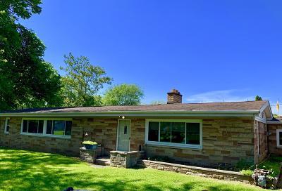 Coloma Single Family Home For Sale: 287 W Saint Joseph Street