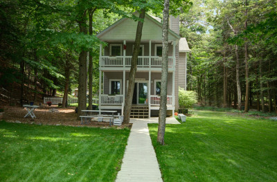 Manistee Single Family Home For Sale: 10767 Old Freesoil Road