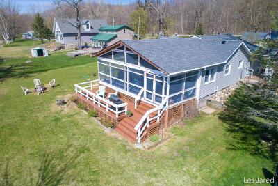 Kent County Single Family Home For Sale: 8781 Lincoln Lake Avenue NE
