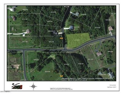 Allegan Residential Lots & Land For Sale: Lot 18 Fallbrook Trail